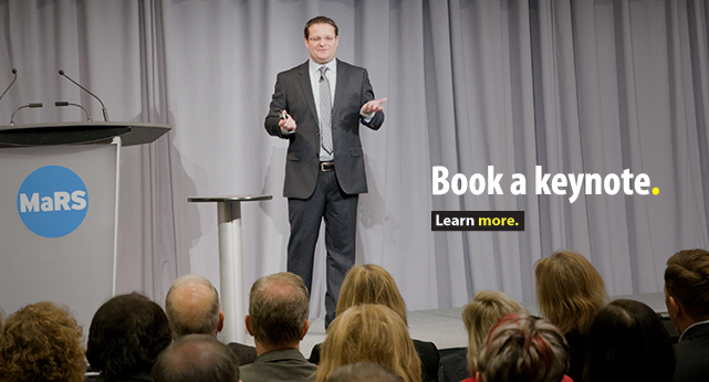Book a Keynote with Ken Tencer